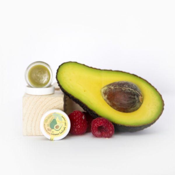 Avocado Oil Lip Balm - 5 gr - Natural