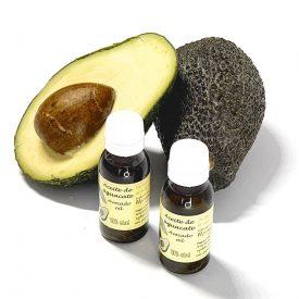 Natural Avocado Oil - 30 ml - Cold Pressed
