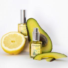 Avocado Facial Oil 30 ml Lemon Aroma (Spray)
