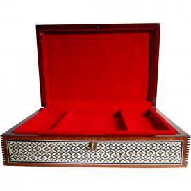 Velvet Grande inlaid jewelry - tray - Egypt - Novelty
