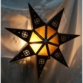 Apply Crystal Star - Various Colors