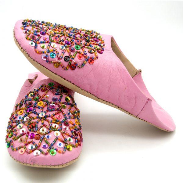 Sequin slippers - House Slipper - Beit Model