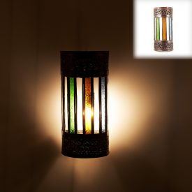 Apply Crystal Cylinder - Color - al-Andalus - Arabic