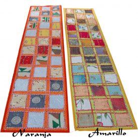 Table Dorados Embroidery Largo - 145 x 48 cm - Various Colors