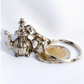Teapot Keyrings Arabic of luck - NEW