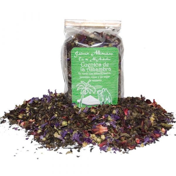 Tales of the Alhambra - Teas of Al-Andalus - from 100gr