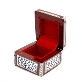 Box for Ring - Taracea of Egypt - Nacar