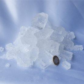 Himalayan Salt - Fine - Crystallized Cuts - 1 kg - Format Box