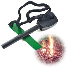 Survival Lighter Big- Flint - Easily Make Fire