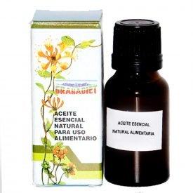 Orange Alimentar Essential Oil - Food - 17 ml - Natural