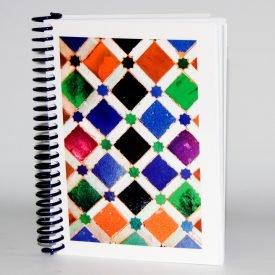 Book Design Gallery 3 - Arab Souvenir - Size A6 - 100 Sheets