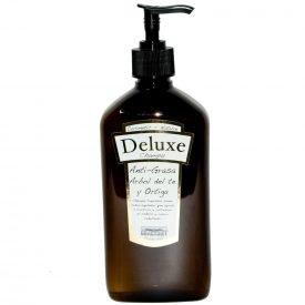 Natural Anti Grease Shampoo - Tea Tree and Nettle - 500 ml