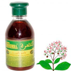Natural Shampoo - Henna - 250 ml - Brightness and Health