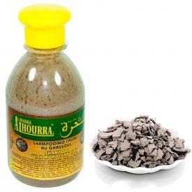 Natural Shampoo - Ghassoul - 250 ml - Purifies Hair