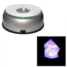 Multi Color Base - 10 cm diameter - Batteries not included