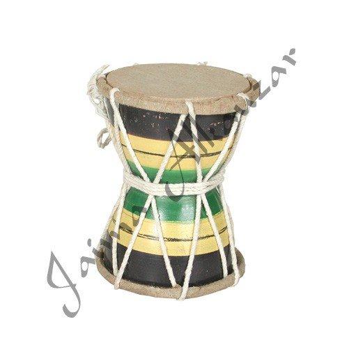 Double Drum - Small - 13 x 11 cm - Decorate Ethnic