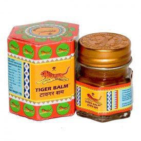 Tiger Balm - Efeito Calor Tamanho-Grande - 19,4 gr