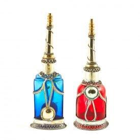 Alpaca Medium perfume and Glass - Various Colors - NEW