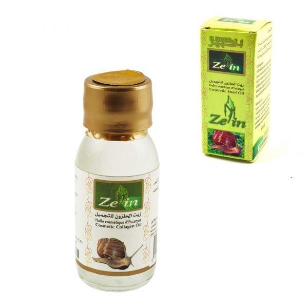 Snail Cosmetic Oil - 60 ml - Zein - El Khabir