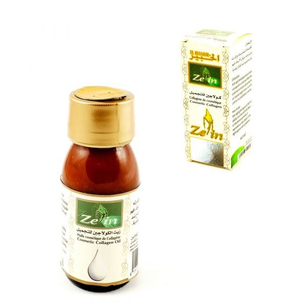 Collagen Natural Oil - 60 ml - Zein - El Khabir