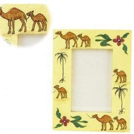 Arena Photo Frames - Design Oasis Camel-22 x 17 cm