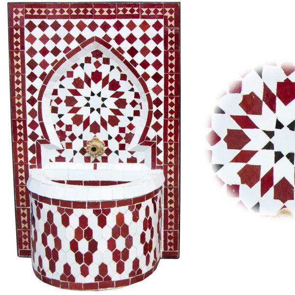 Source Mini Mosaic - Installation - Wheels - Colors- 50 cm