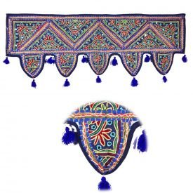 Decorative Rug Fringes - Craft - 100 x 35 cm-Various Colors
