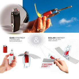 Solar Lighter Color - Organic - Natural - Laptop-