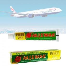 Natural Toothpaste Miswak-Salvadora Persica 50+25 gr gr