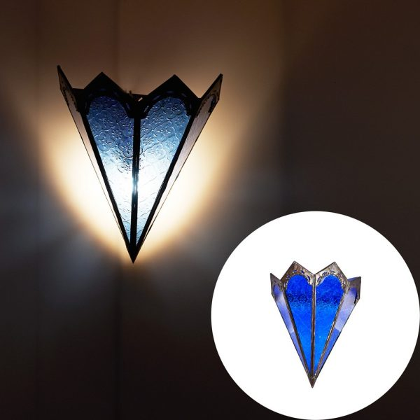 Apply Triangle Castle - Crystal Colors