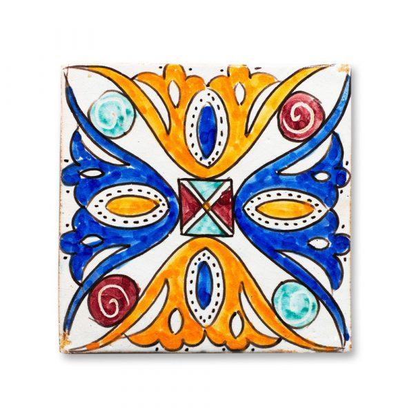 Andalusian Tile Mini - 14,5 cm - Various Designs - Model 4