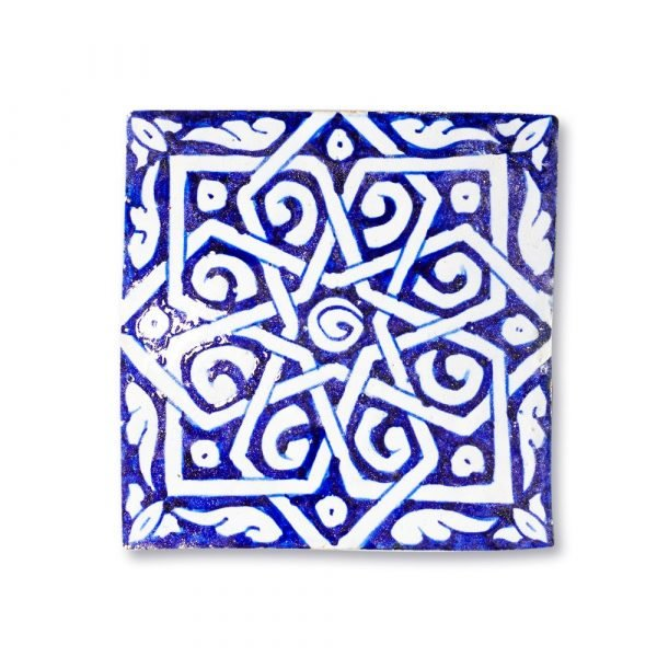 Andalusian Tile Mini - 14,5 cm - Various Designs - Model 7