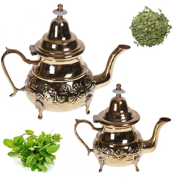 Recorded Tea Dorada - Design Arabic - 4 Sizes - With / Without L