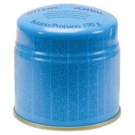 Gas Bottle 190 gr - Campingman - Gas Refill Cartridge