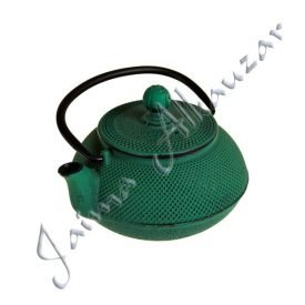 Cast Iron Teapot - Great Quality - Filter - 0.6 L Colors