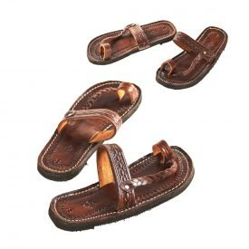 SANDALS AND ARAB SLIPPERS