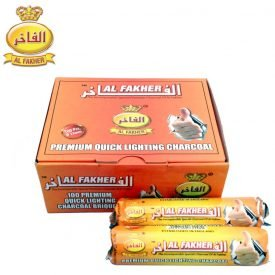Coal - Fakher professional - great quality - pills - 33 mm