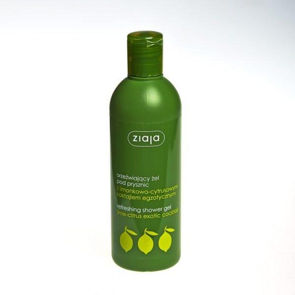 Bath gel - refreshing - Lima Limon - 270 ml