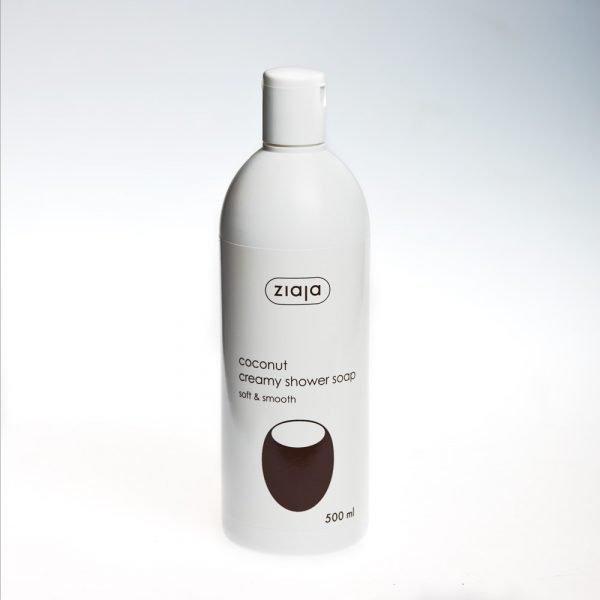 Creamy bath SOAP - Coco - 500 ml