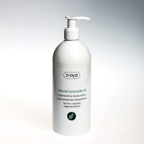 Milk body regenerating - avocado - 400 ml