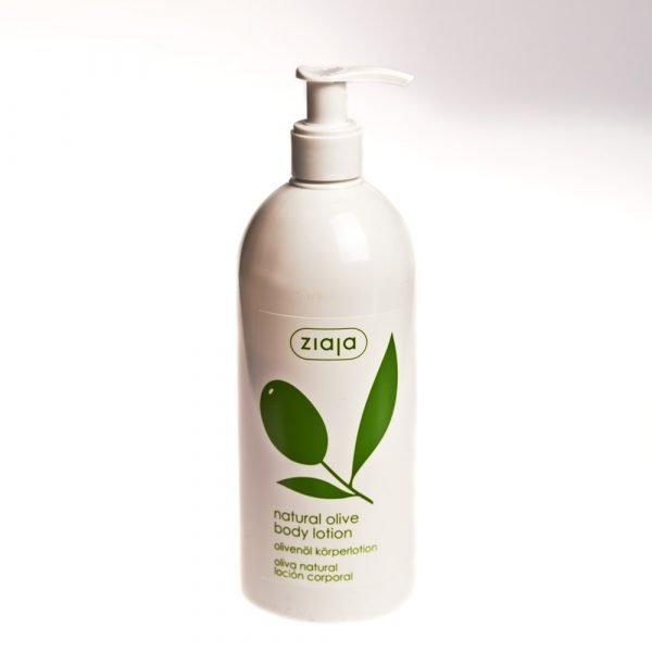 Body lotion - Natural olive - 400 ml
