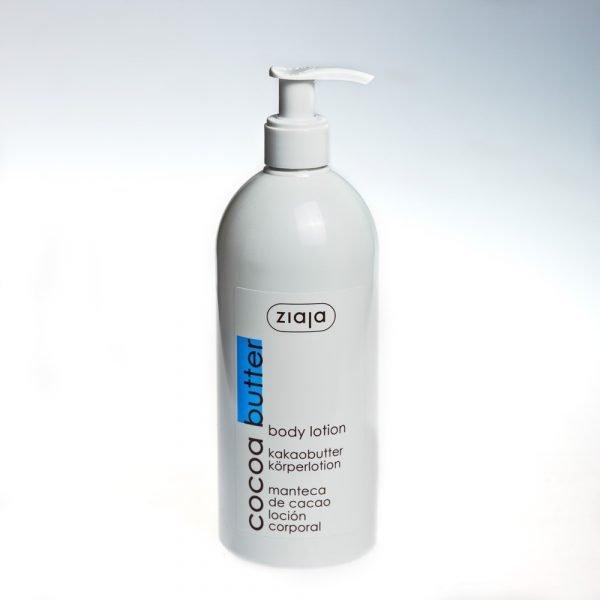 Body lotion - cocoa Mnteca - 400 ml