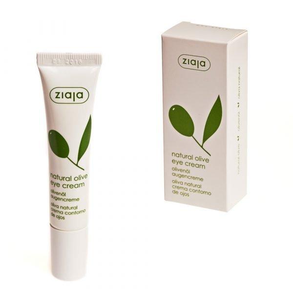 Cream - eye contour - Oliva Natural - 15 ml