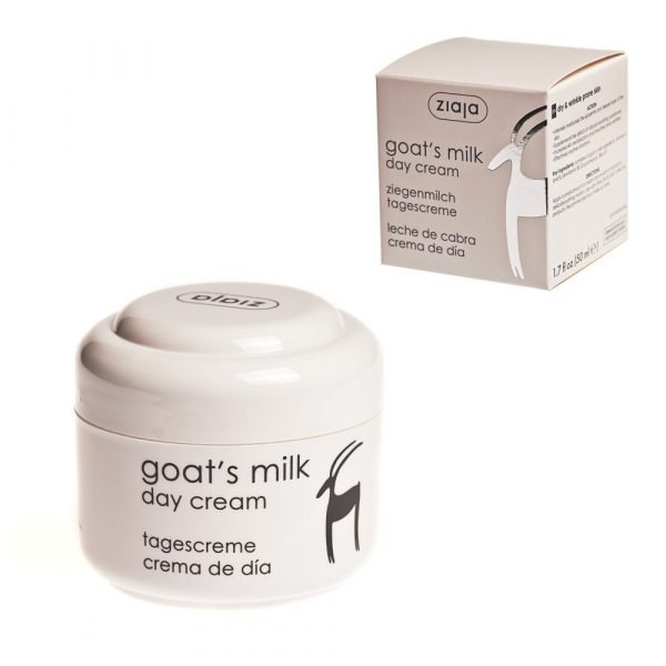 Facial Cream - day - goat - 50 ml milk