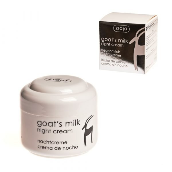 Facial Cream - night - goat - milk 50 ml