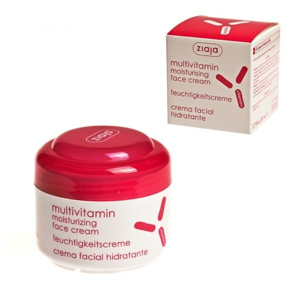 Facial-Hidratante-cream multivitamins - 50 ml