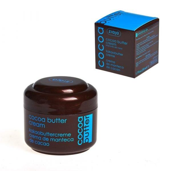 Facial Cream - butter of Cacao - 50 ml
