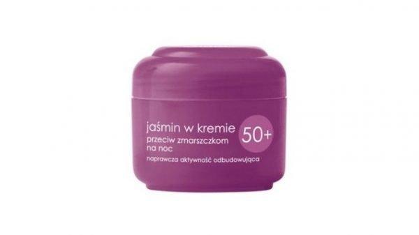 Facial Cream anti-wrinkle-night-Jasmine - 50 ml