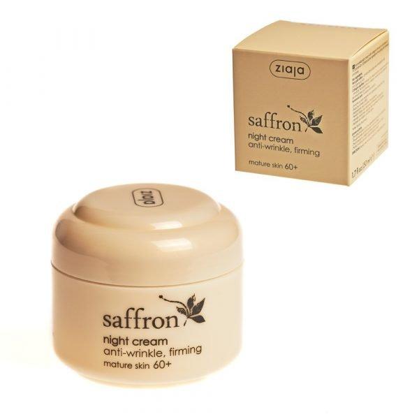 Face cream night - anti-wrinkle, firming-50 ml