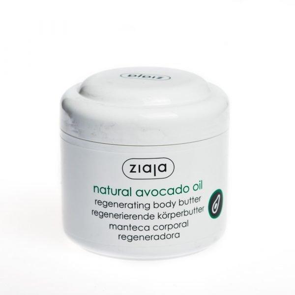 Facial-regenerating-avocado cream - 75 ml